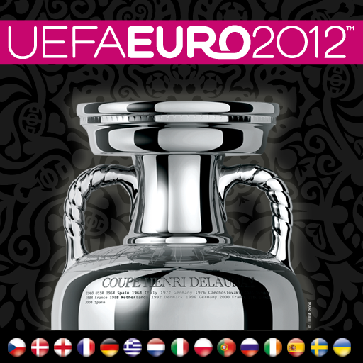 UEFA EURO 2012™ pubblicazioni ufficiali HD (AppStore Link)