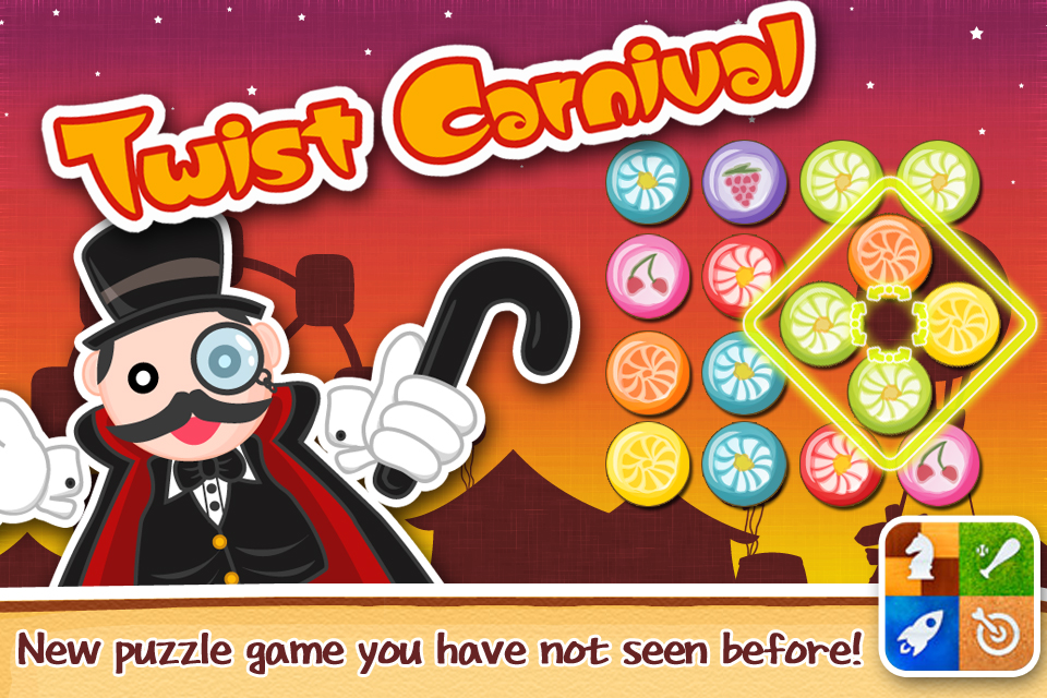 Screenshot Twist Carnival™