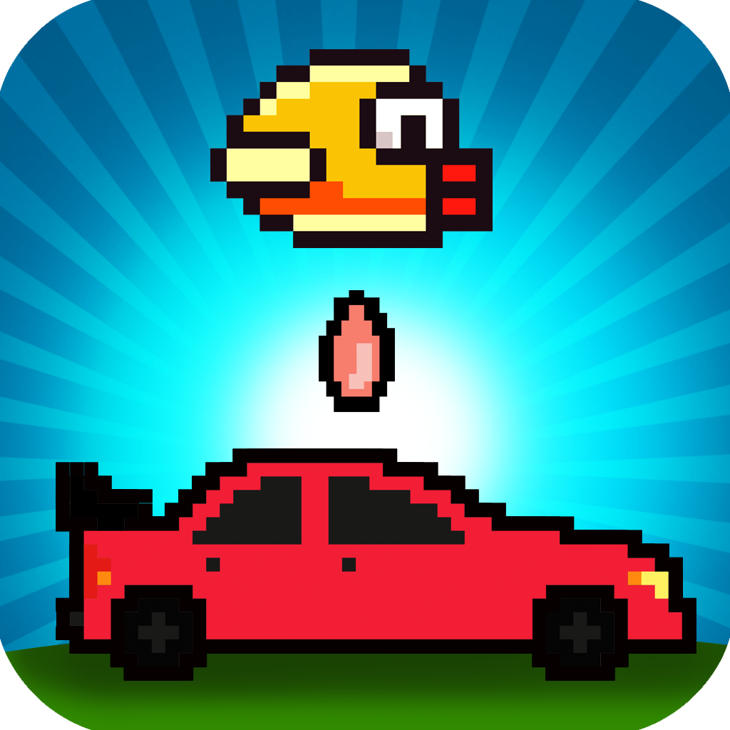 Crappy Bird Drop Safari PRO- An Angry Winged Animal Turd Bomber